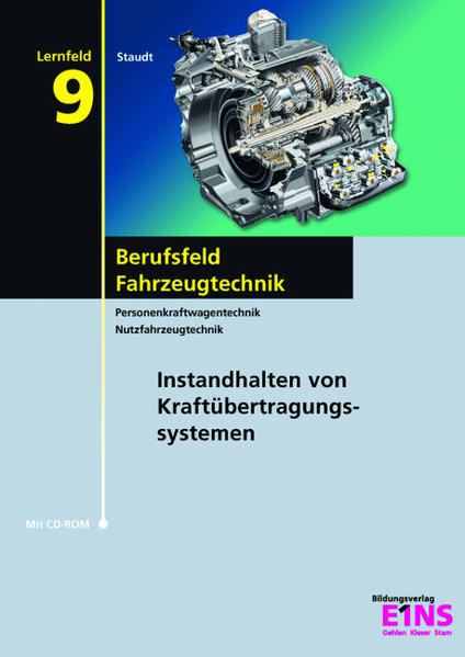 Berufsfeld Fahrzeugtechnik / Berufsfeld Fahrzeugtechnik - Coverbild