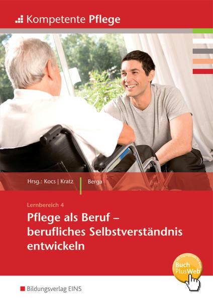 Kompetente Pflege - Coverbild