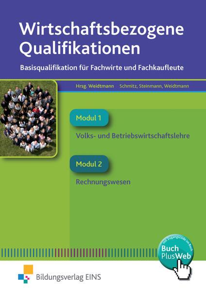 Wirtschaftsbezogene Qualifikationen / Wirtschaftsbezogene Qualifikationen - Coverbild