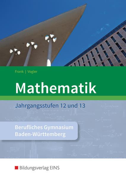 Mathematik / Mathematik - Ausgabe für das Berufliche Gymnasium in Baden-Württemberg - Coverbild