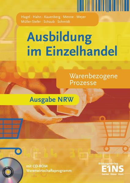 Ausbildung im Einzelhandel / Ausbildung im Einzelhandel - Ausgabe für Nordrhein-Westfalen - Coverbild