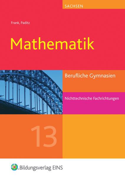 Mathematik / Mathematik für Berufliche Gymnasien in Sachsen - Coverbild