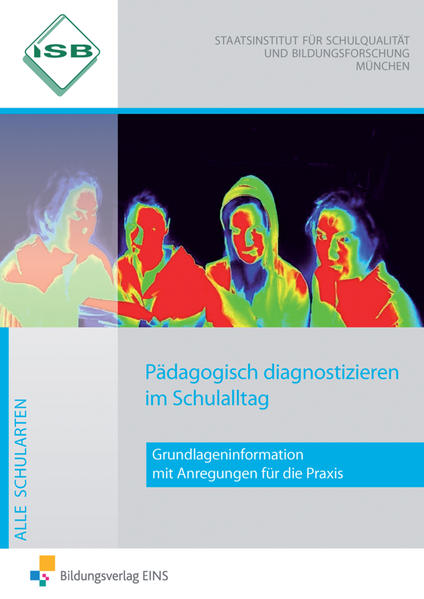 Pädagogisch diagnostizieren im Schulalltag / Pädagogisch diagnostizieren im Schulalltag - Coverbild