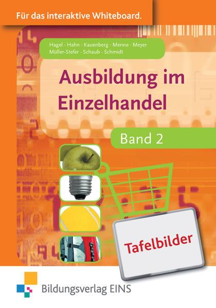 Ausbildung im Einzelhandel - Coverbild