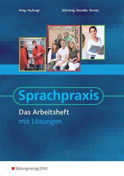 Sprachpraxis - Coverbild