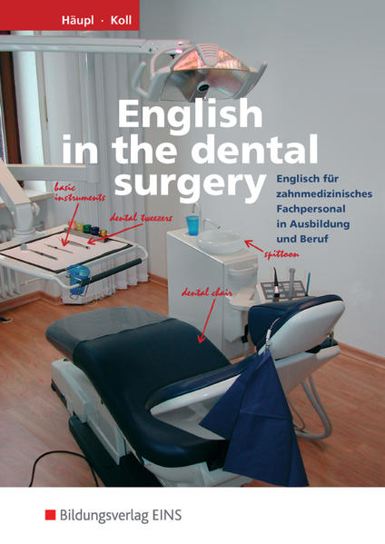 English in the dental surgery - Coverbild