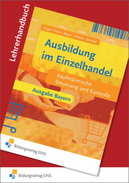 Ausbildung im Einzelhandel - Ausgabe Bayern - Coverbild