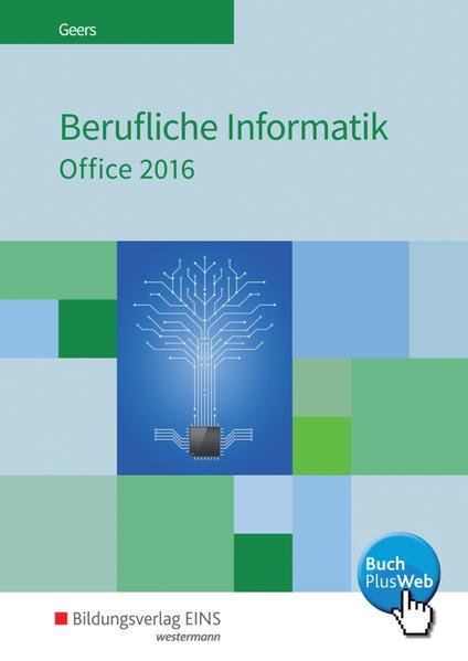 Berufliche Informatik / Berufliche Informatik Office 2016 - Coverbild