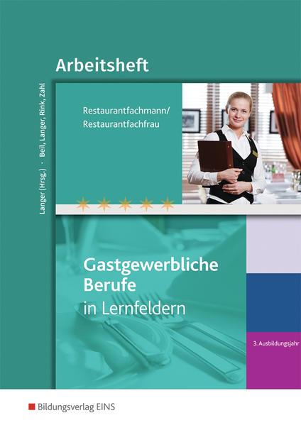 Gastgewerbliche Berufe / Restaurantfachmann/Restaurantfachfrau - Coverbild