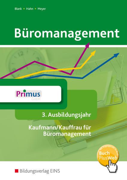 Büromanagement - Coverbild