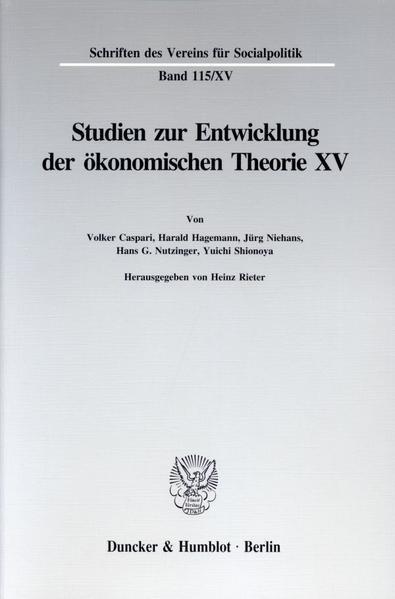 Wege und Ziele der Forschung. - Coverbild