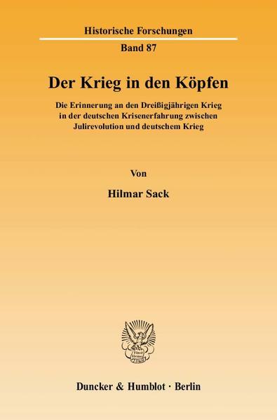 Der Krieg in den Köpfen. - Coverbild