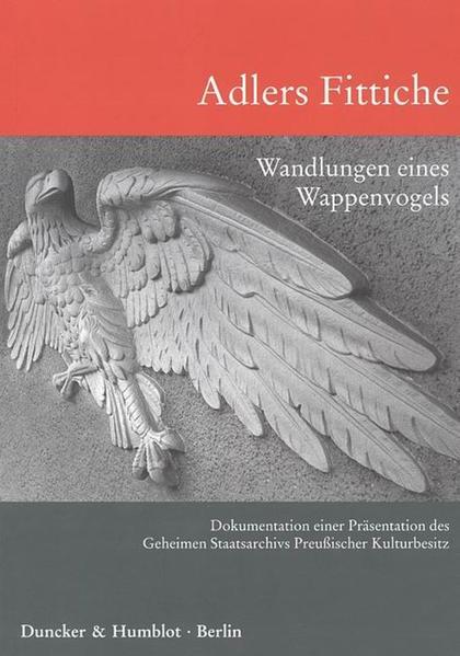 Adlers Fittiche. - Coverbild