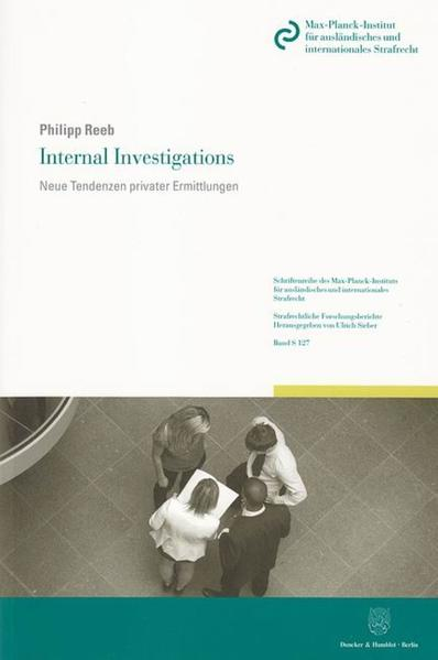 Internal Investigations. - Coverbild