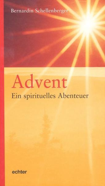 Advent - ein spirituelles Abenteuer - Coverbild