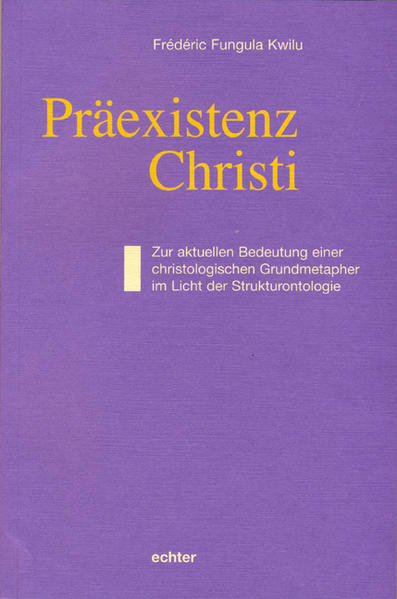 Präexistenz Christi - Coverbild