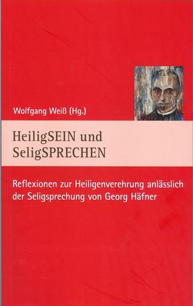 HeiligSEIN und SeligSPRECHEN - Coverbild