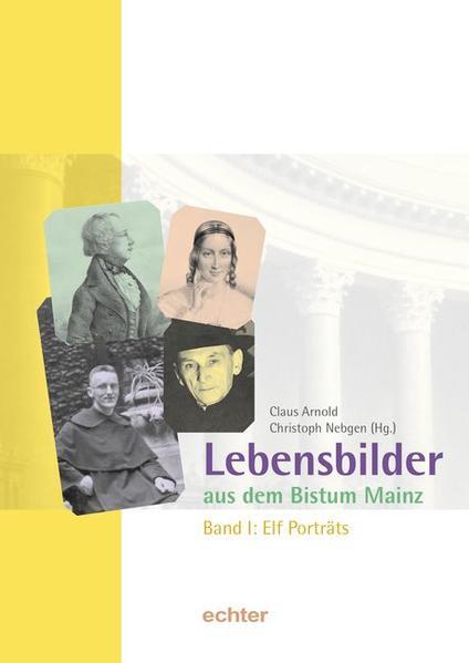 Lebensbilder aus dem Bistum Mainz - Coverbild