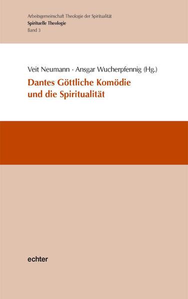 Dantes Göttliche Komödie und die Spiritualität - Coverbild