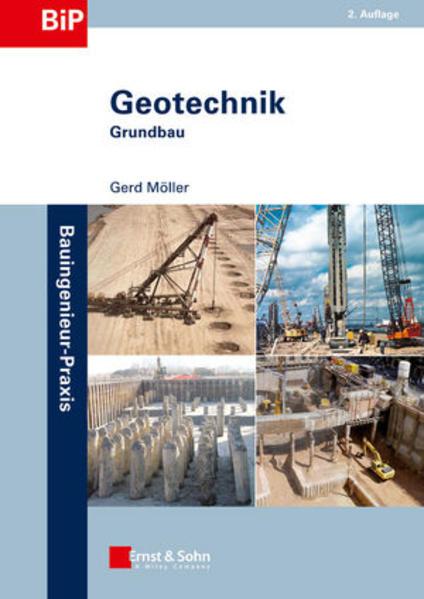 Geotechnik - Coverbild