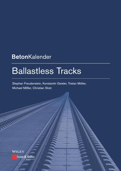 BK: Non-ballasted Rail Track - Coverbild