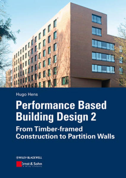 Package: Performance Based Building Design 1 and 2 / Performance Based Building Design 2 - Coverbild