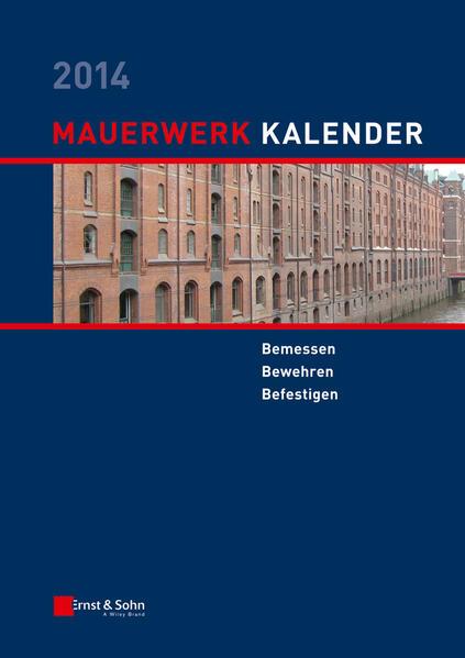 Mauerwerk-Kalender / Mauerwerk-Kalender 2014 - Coverbild