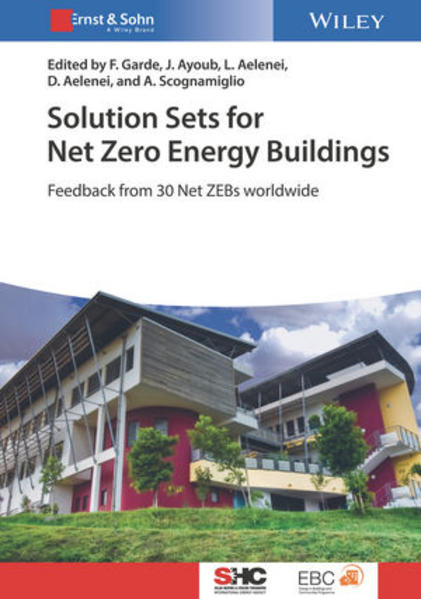 Solution Sets for Net-Zero Energy Buildings - Coverbild