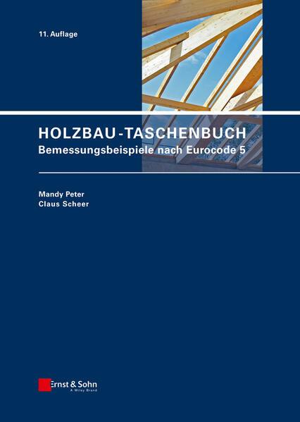 Holzbau-Taschenbuch - Coverbild