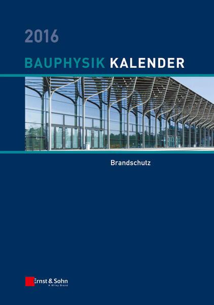 Bauphysik-Kalender / Bauphysik-Kalender 2016 - Coverbild