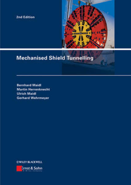 Mechanised Shield Tunnelling - Coverbild