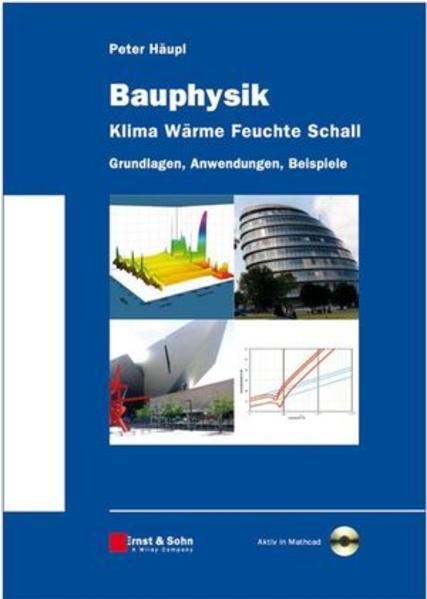 Bauphysik - Klima Wärme Feuchte Schall - Coverbild