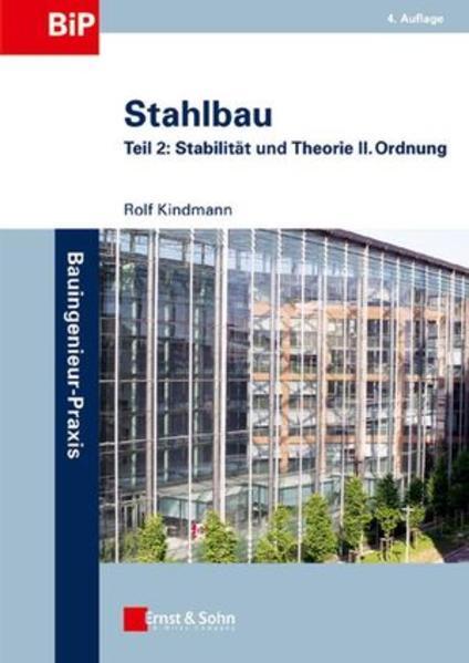 Stahlbau - Coverbild