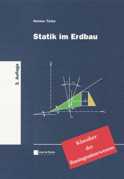 Statik im Erdbau - Coverbild