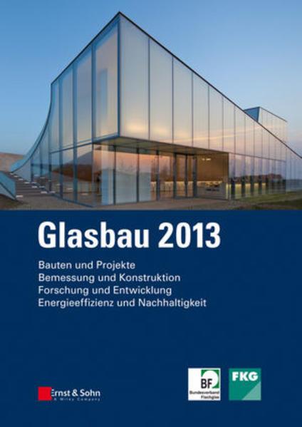 Glasbau 2013 - Coverbild