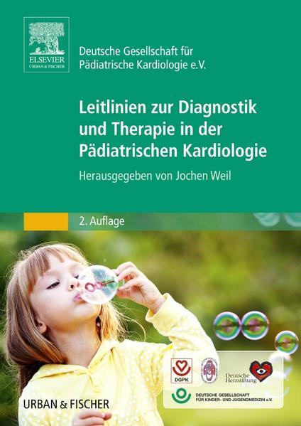 Leitlinien pädiatrische Kardiologie - Coverbild