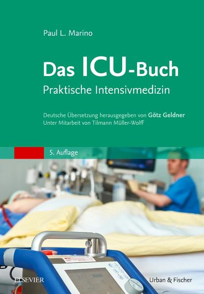 Das ICU-Buch - Coverbild