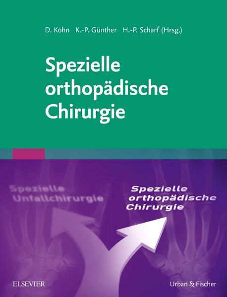Spezielle orthopädische Chirurgie - Coverbild