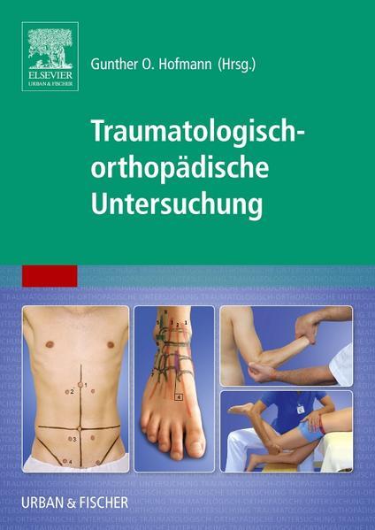 Traumatologisch-Orthopädische Untersuchung - Coverbild