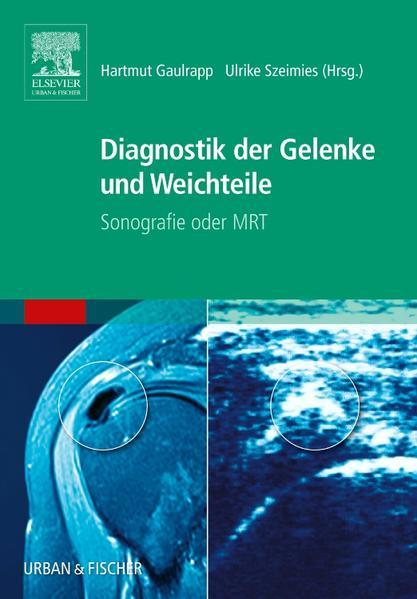 Diagnostik der Gelenke und Weichteile - Coverbild