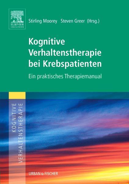 Kognitive Verhaltenstherapie bei Krebspatienten - Coverbild