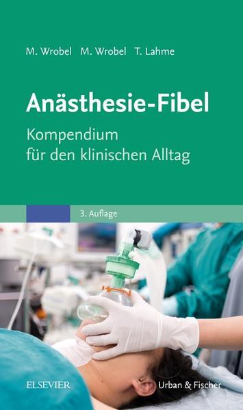 Anästhesie-Fibel - Coverbild