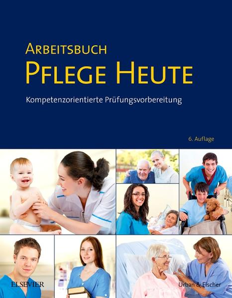 Arbeitsbuch Pflege Heute - Coverbild