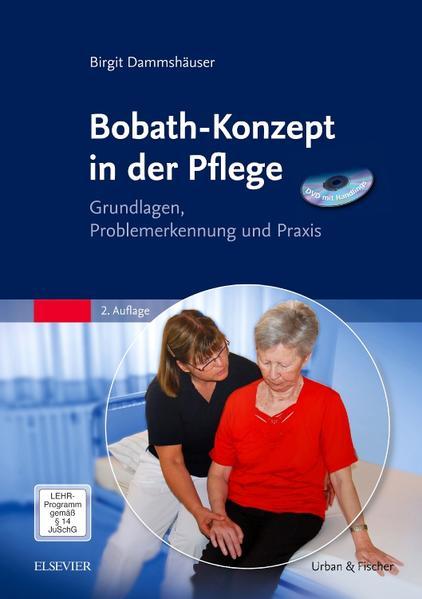 Bobath-Konzept in der Pflege (DVD mit Handlings) - Coverbild