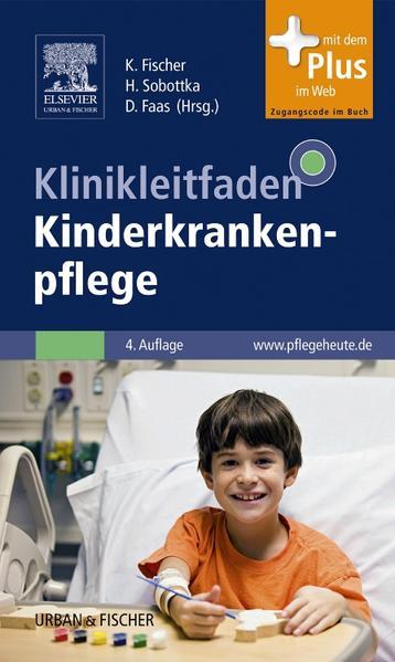 Klinikleitfaden Kinderkrankenpflege - Coverbild