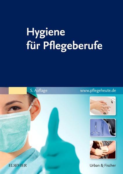 Hygiene für Pflegeberufe - Coverbild