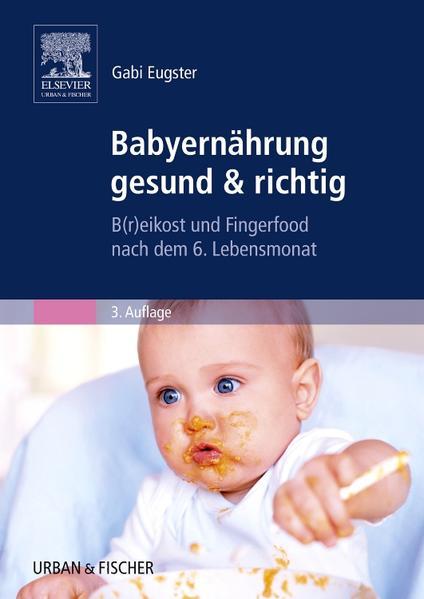 Babyernährung gesund & richtig - Coverbild