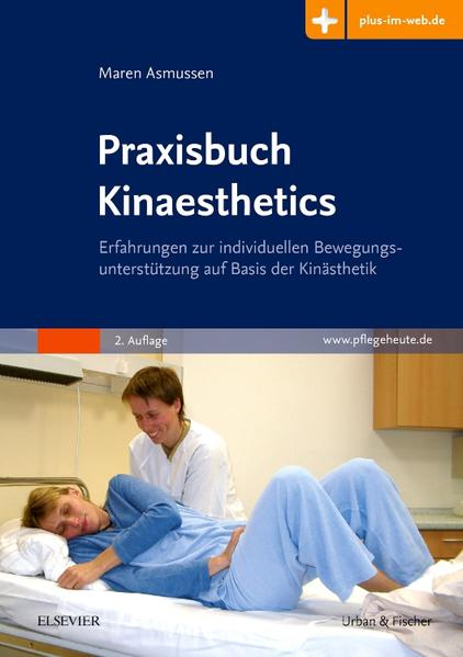 Praxisbuch Kinaesthetics - Coverbild