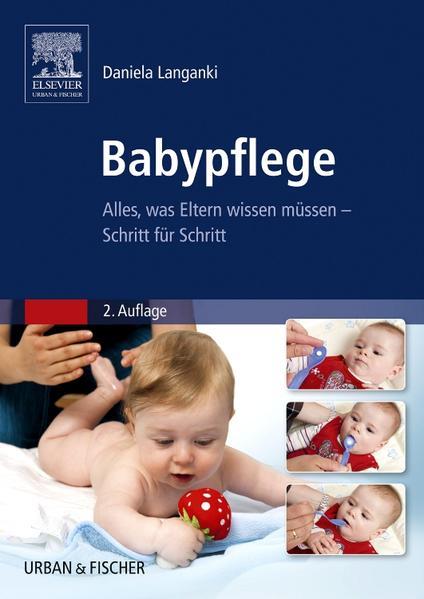 Babypflege - Coverbild
