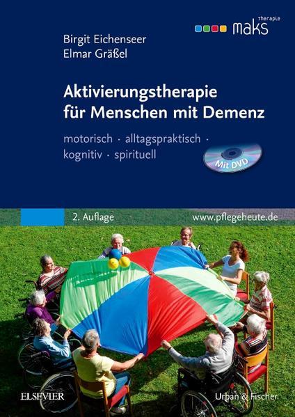 Aktivierungstherapie für Menschen mit Demenz - MAKS - Coverbild
